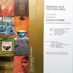 2005, Invitation - Colours of Karma