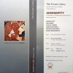 2005, Invitation - Serendipity