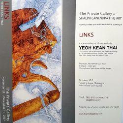 2007, Invitation - Links by Yeoh Kean Thai