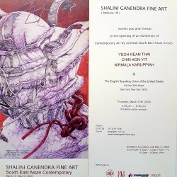 2009, Invitation - South East Asian Contemporary